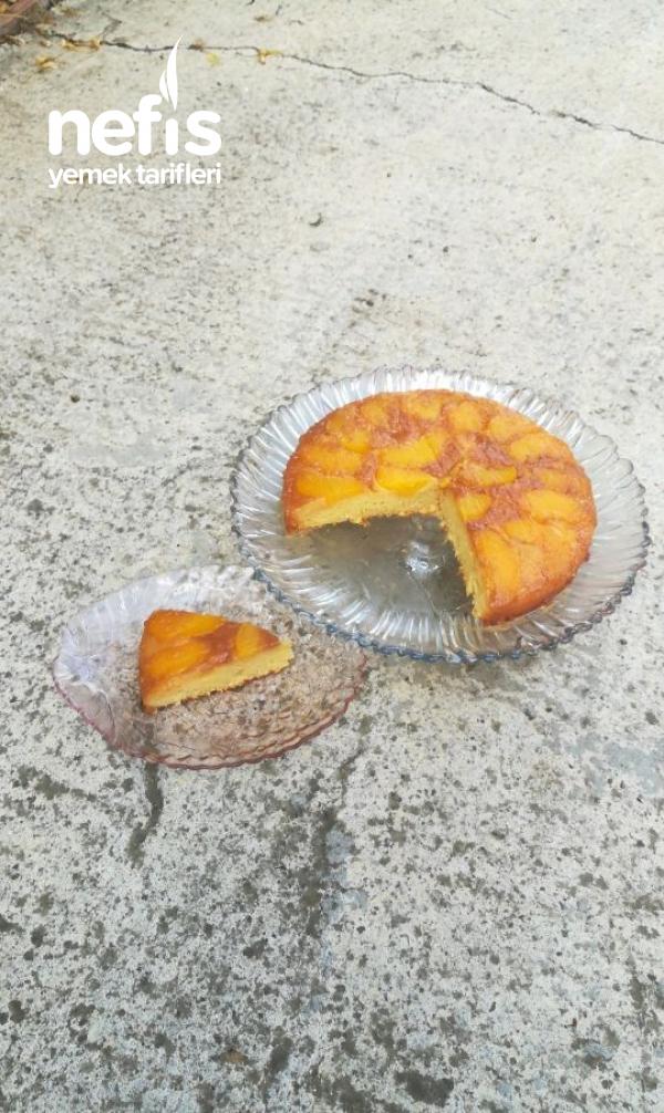 Şeftali Kek