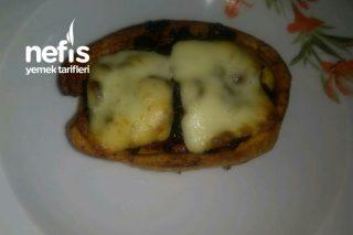 Mantarlı Patates Sandalı Tarifi
