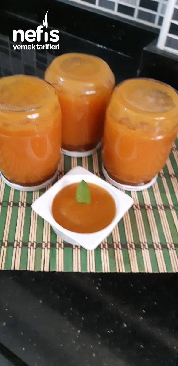 Şeftali Marmelatı