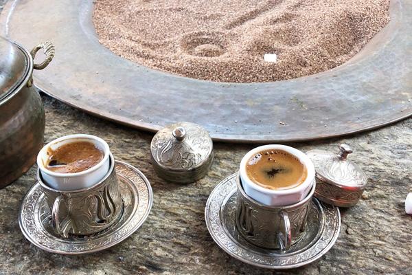 kumda kahve nasıl yapılıyor