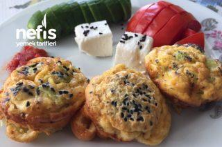 Muffin Yumurta Tarifi