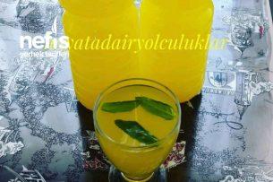 Serinlemek İsteyenlere Tam Kıvamında Limonata Tarifi