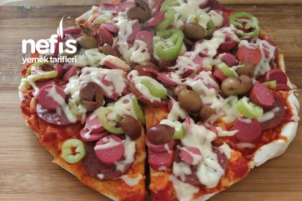10 Dakika Da Pizza