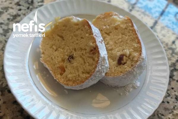Fındıklı Üzümlü Kek Tarifi