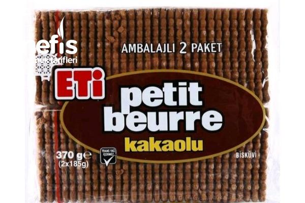 Kakaolu Bisküvili Pasta