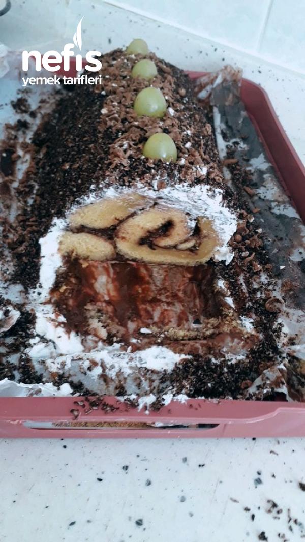 Kremsantilli Rulo Pasta