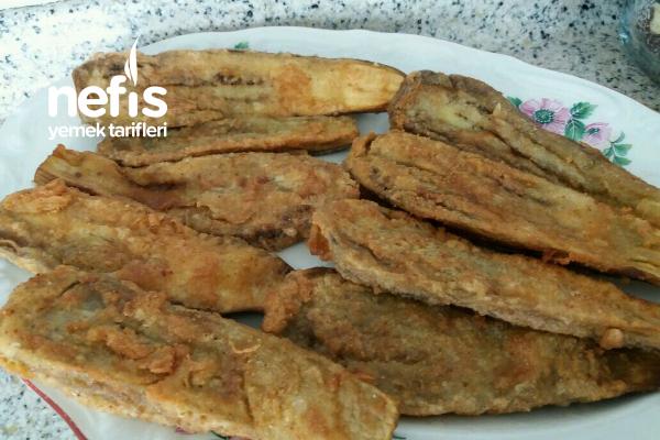 Patlıcan Balığı (Bu Tarif Rejim Bozdurur) Tarifi