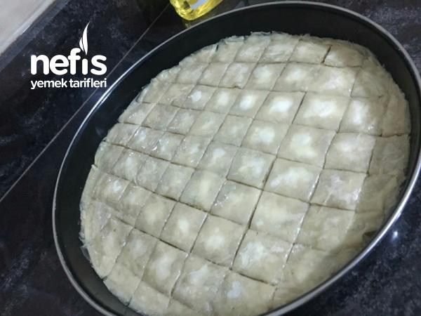 Cevizli Pastane Baklavası