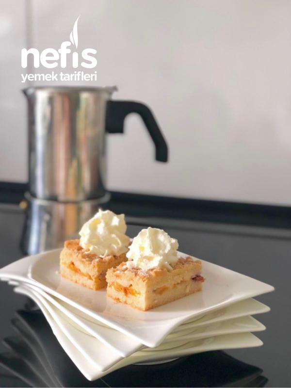 Cheesecake Turta (Şeftalili)