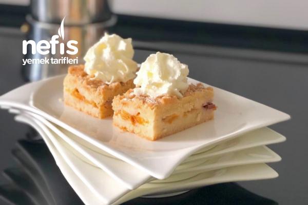 Cheesecake Turta (Şeftalili) Tarifi