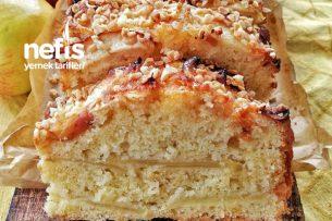 Elmalı Kek (Lezzet Garantili) Tarifi