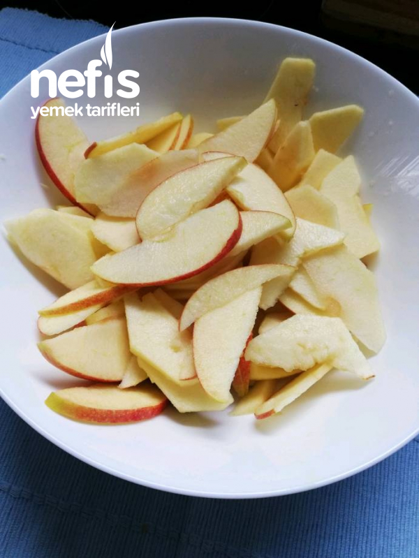Elmalı Kek (Lezzet Garantili)