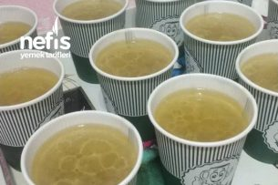 Enfes Kemik Suyu (Yemeklere, Çorbalara, Pilavlara) Tarifi