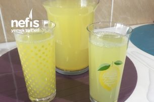 Enfes Limonata Tarifi