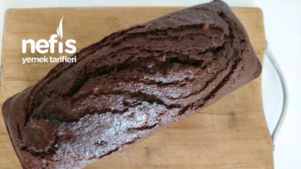 Fındıklı Kakaolu Hindistan Cevizli Kek