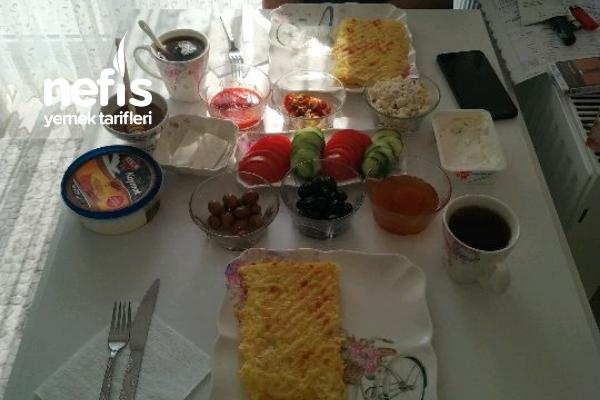 Kahvaltı Masamiz️