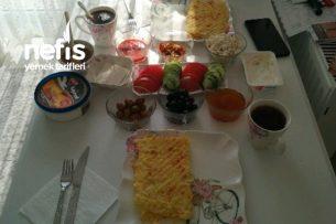Kahvaltı Masamız️ Tarifi