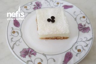 Karamelize Şekerli Kar Yağdı Tatlısı Tarifi