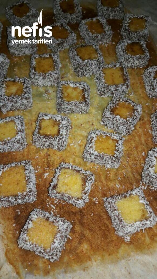 Lokum Kek (İngiliz Keki)