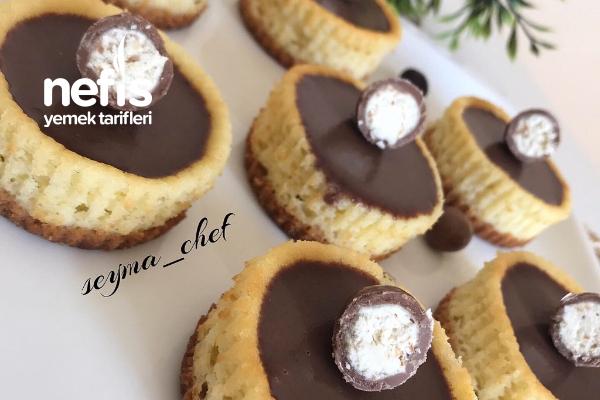 Muffin Kalıbında Cheesecake (En Kolay Cheeseccake) Tarifi
