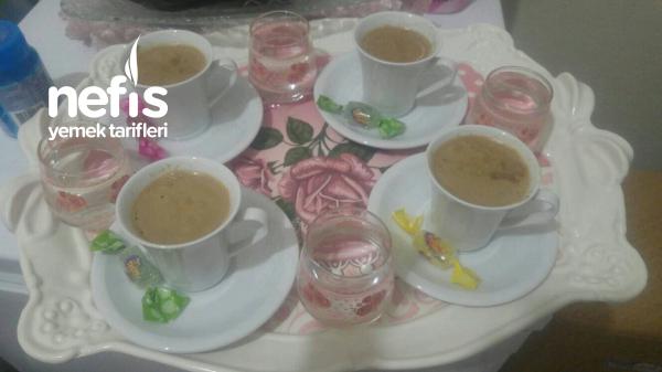 Nefis Sütlü Kahve