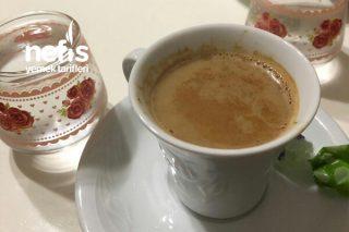 Nefis Sütlü Kahve Tarifi