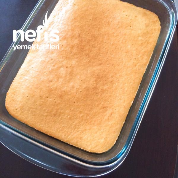 Böğürtlenli Tül Pasta