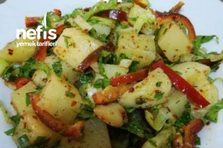 Patetes Salatası Tarifi