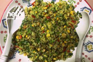 Sarı Mercimekli Salata Tarifi