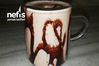 Dondurmalı Milkshake Tarifi