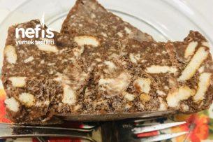 Mozaik Pasta ( Pratik ) Tarifi