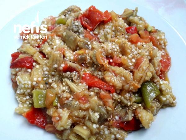 Nefis Koz Salatası