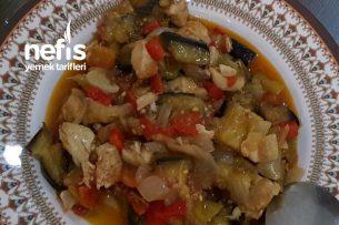 Patlıcan Türlüsü Tarifi