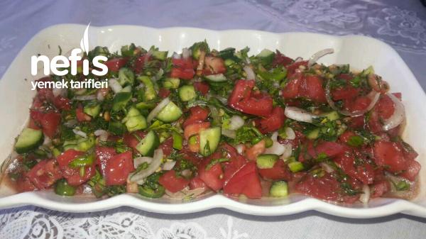 Salatam Lezzeti Sosunda