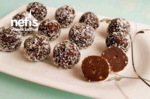 5 Dakikada Çikolatalı Truff Tarifi