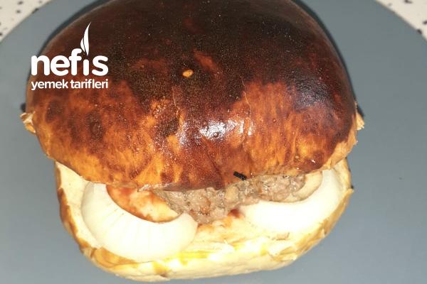 Enfes Bir Hamburger Tarifi