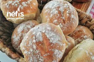 Küçük Ekmekler Alman Ekmeği Brötchen Tarifi