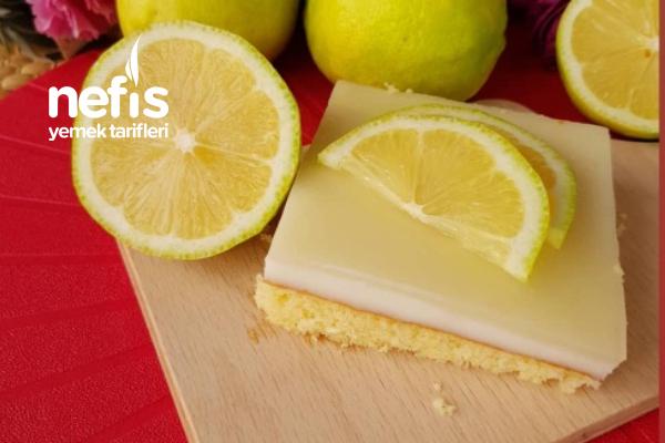 Limonlu Fresh Kek Tarifi