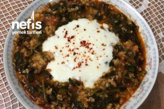 Semizotu Yemeği (Harika Lezzet) Tarifi