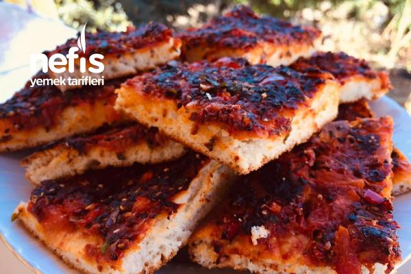 Biberli Ekmek (Hatay Usulü) Tarifi
