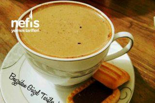 Kahveyi Bir De Böyle Deneyin :) Yumuşak Dokulu Kahve Tarifi