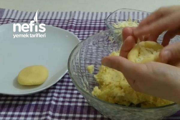 Kaşar Ve Patatesin Muhteşem Uyumu (Videolu)