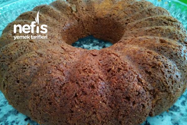 Kek Kalıbında Haşhaşlı Tatlı Çörek (Videolu) Tarifi