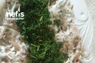 Kurutulmuş Taze Fasulye Salatası Tarifi