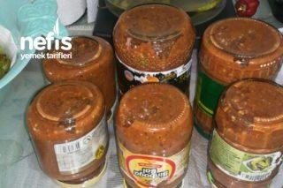Patlıcanlı Köz Biberli Sos Tarifi