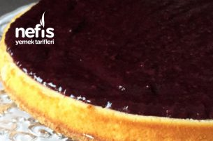 Böğürtlenli Cheesecake Tarifi