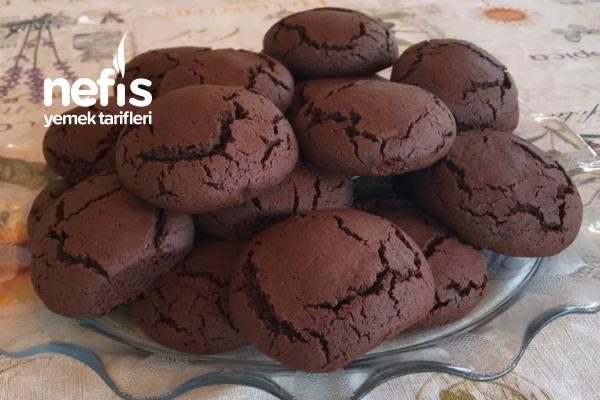 Çikolatalı Kurabiye Tarifi