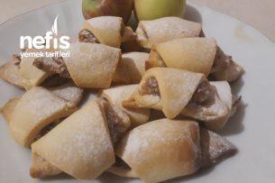 Elmalı Kurabiye (Yiyen Tarifini İsteyecek)(30 Dakikada)