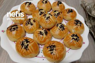 Karbonatlı Peynirli Poğaça ( Sizlere Geçmişten Bir Lezzet Annelerimizin Tarifi)