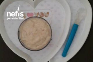 Kuru Kayısılı Bebek Sütlacı (12+) Tarifi
